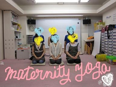 Maternity Yoga100715