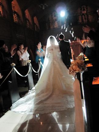 陽子ちゃん結婚式