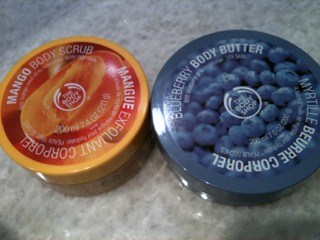 Body Shop_Blueberry