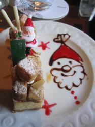 クリスマスケーキ ウェスティン1