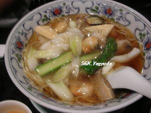 2011.9.30 母と夕飯・中華(チャイナタウン)