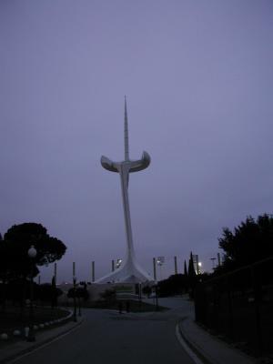 モンジュイック・タワー1