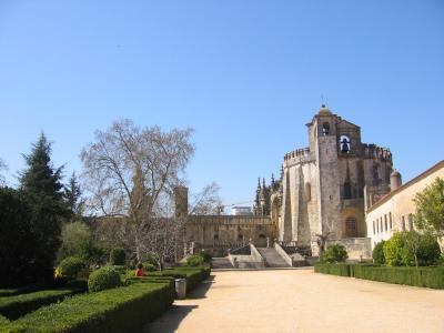 トマールキリスト修道院1