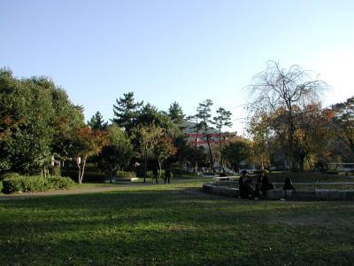 平安神宮前広場