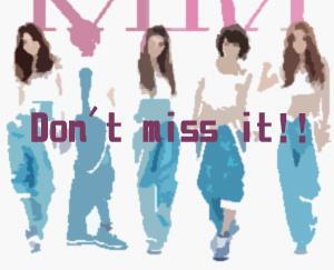 Dont miss it