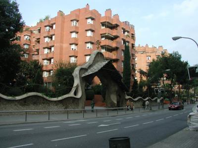 ミラーリュス邸の門1