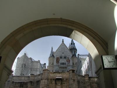 ノイシュヴァンシュタイン城4