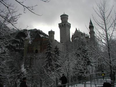 ノイシュヴァンシュタイン城1