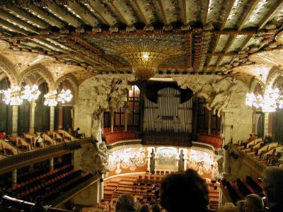 カタルーニャ音楽堂2