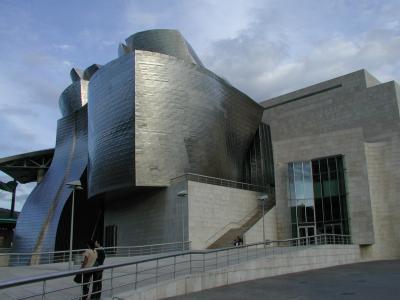 ビルバオグッゲンハイム美術館1