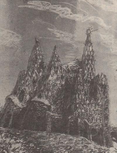 コロニア・グエル地下聖堂6