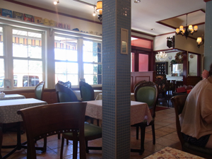 Cafe Chez Maman シェママン4