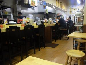 長浜ナンバーワン 天神店9