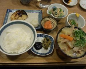 天神 わっぱ定食堂130