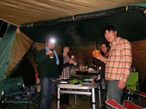 11.05.04 十種ヶ峰キャンプ 100