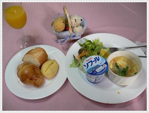 10.04.30 2日目朝食