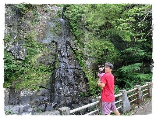 11.08.11 轟峡 楊柳の滝
