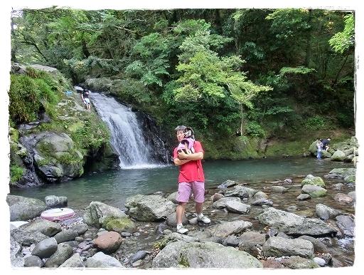 11.08.11 轟峡 大龍の滝