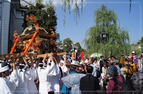 11.10.16 倉敷美観地区 15