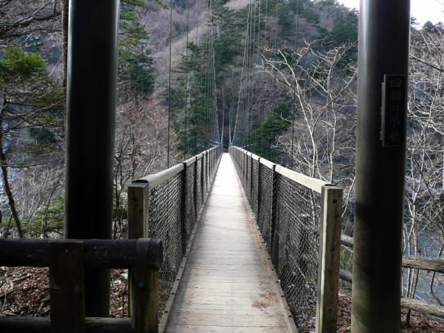 回顧の吊橋1