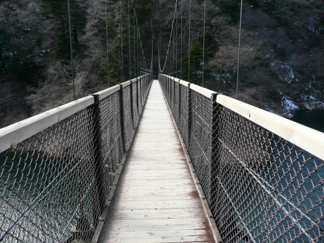 回顧の吊橋2