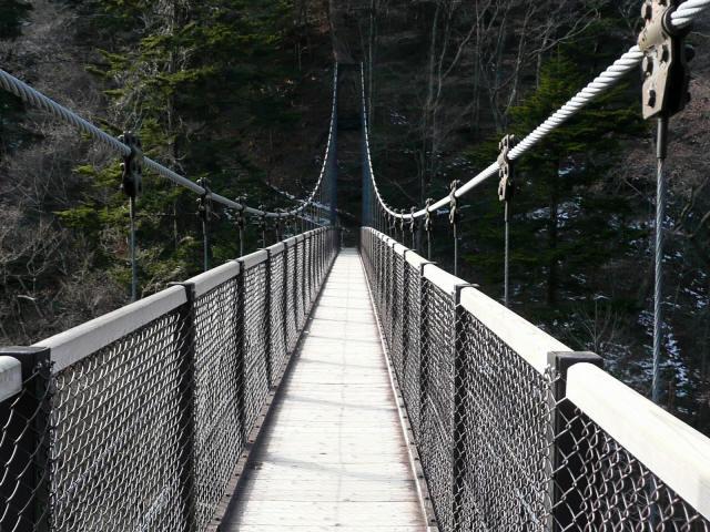 回顧の吊橋3