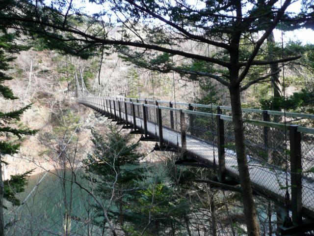 回顧の吊橋5