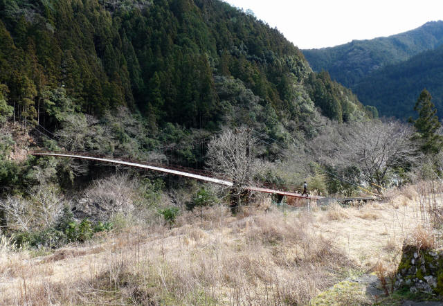 水崎吊橋1