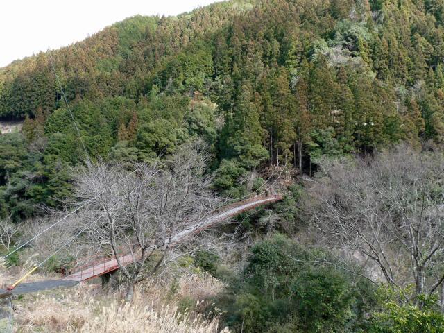 水崎吊橋3
