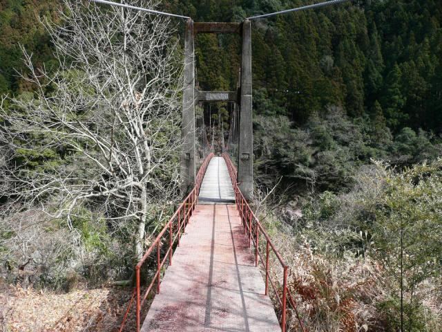 水崎吊橋4