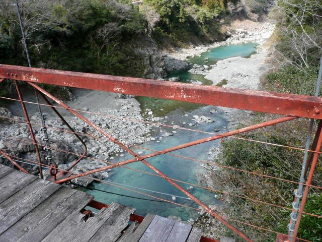 水崎吊橋7