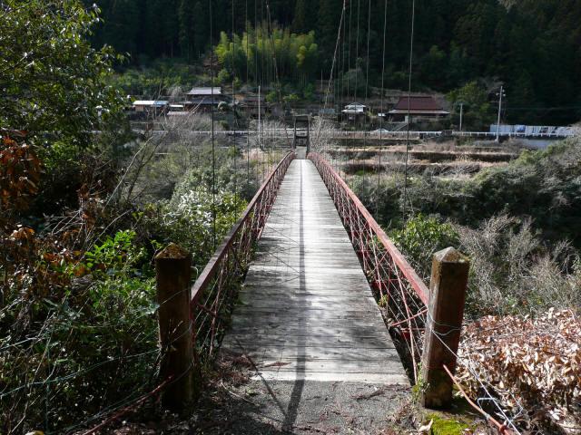 水崎吊橋8