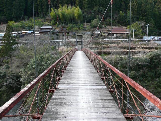 水崎吊橋9