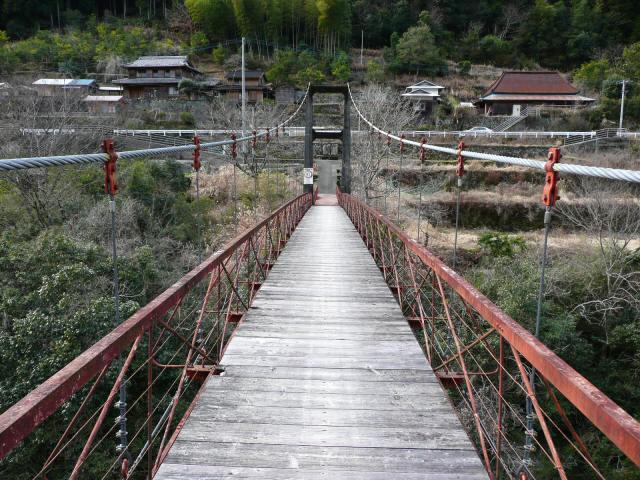 水崎吊橋10