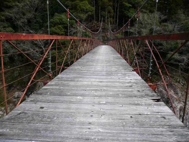 水崎吊橋11