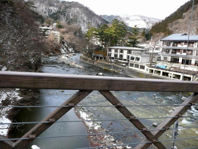 七ツ岩吊橋6