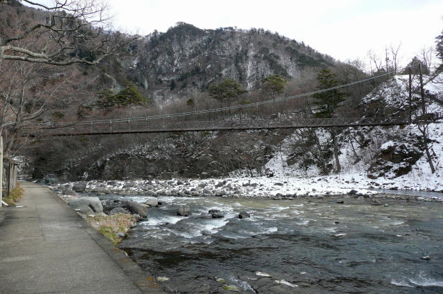 七ツ岩吊橋11