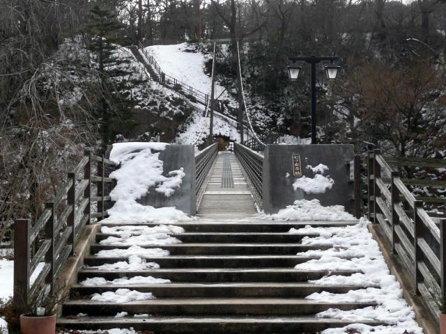 七ツ岩吊橋12