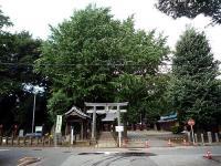 篠津久伊豆神社
