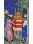 豪華装飾写本『ベリー公のいとも豪華なる時祷書』に描かれた契約の箱