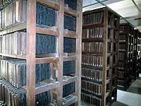 温故学会会館版木室