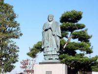 天海僧正銅像