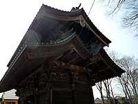 聖天山貴惣門
