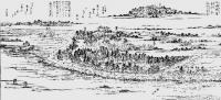江戸名所図会の長命寺