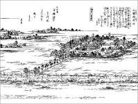 江戸名所図会の三囲神社