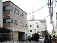 平井道とスカイツリー