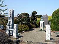 荻野吟子生誕之地史跡公園と銅像