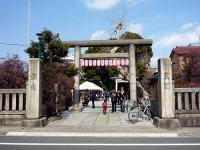 香取神社香梅園