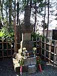 服部半蔵の墓所