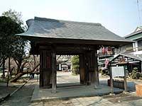 中門、通称・甚五郎門
